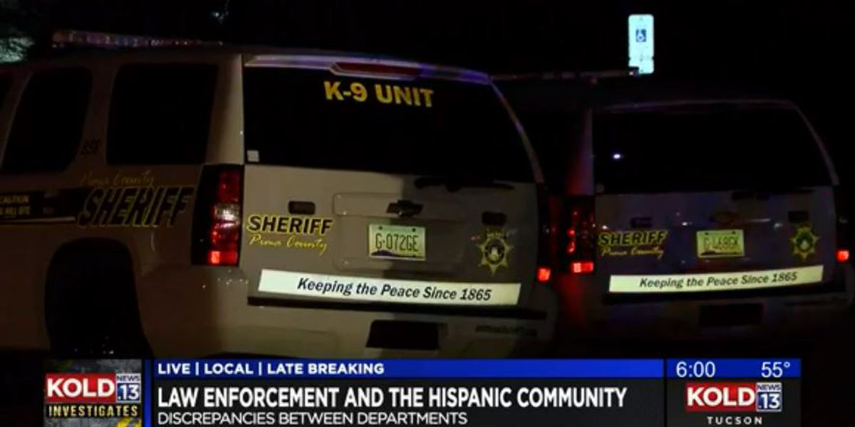KOLD INVESTIGATES: Are immigrants afraid of law enforcement?