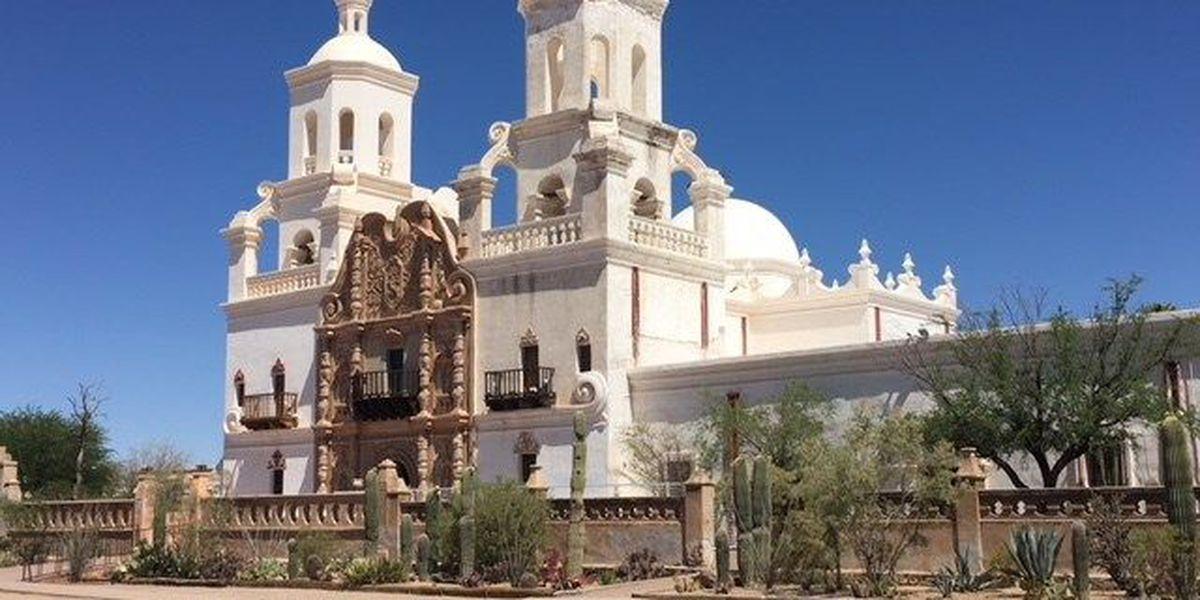 ONLY ON KOLD: Restoring San Xavier Mission