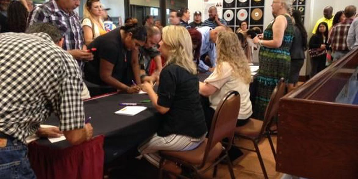 Job fair aims to help convicted felons overcome roadblocks to employment