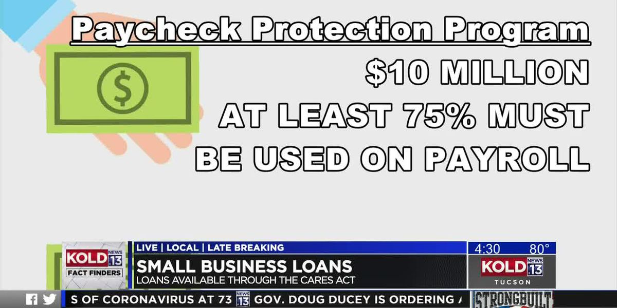 FACT FINDERS: Small businesses seeking relief loans amid COVID-19 outbreak