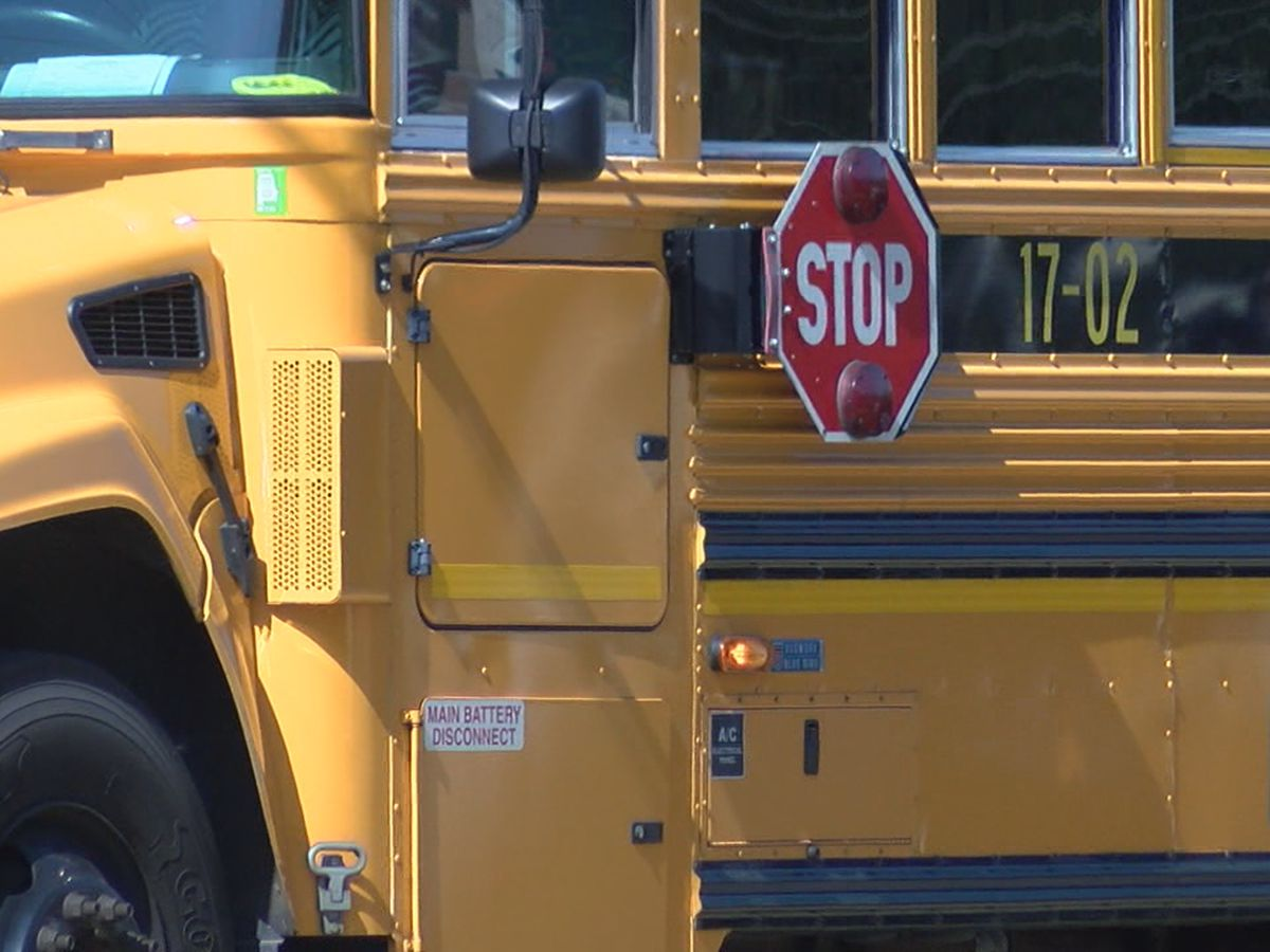 TUSD: Students released to family after chemical substance found on school bus
