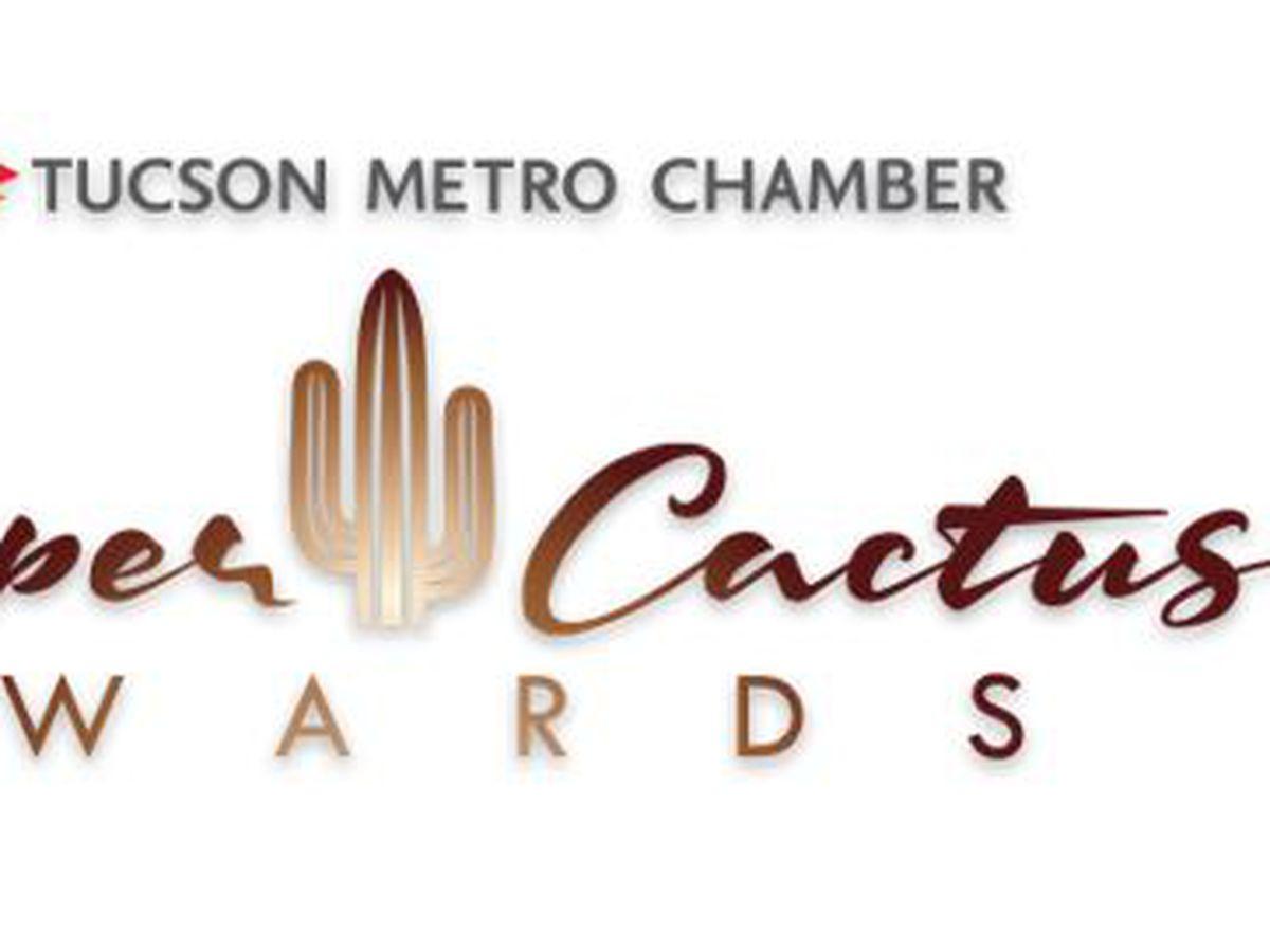 Tucson Metro Chamber announces Copper Cactus Award finalists