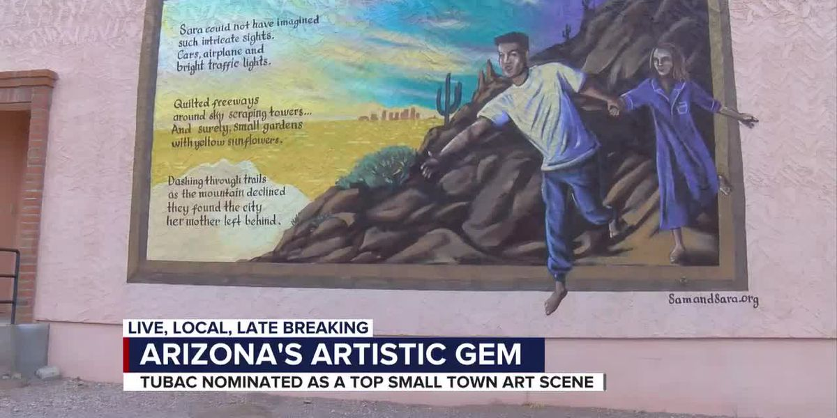 Small Arizona art town ranks big