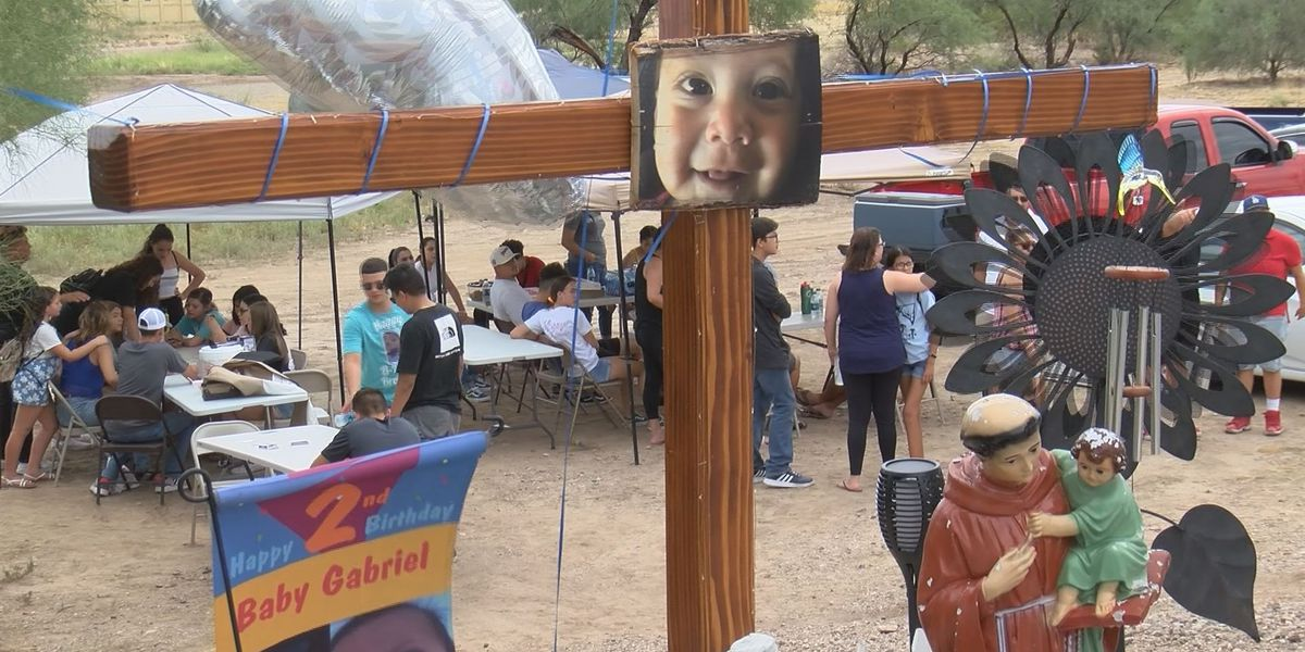 Tucson family honors late son on his birthday by giving back to other children