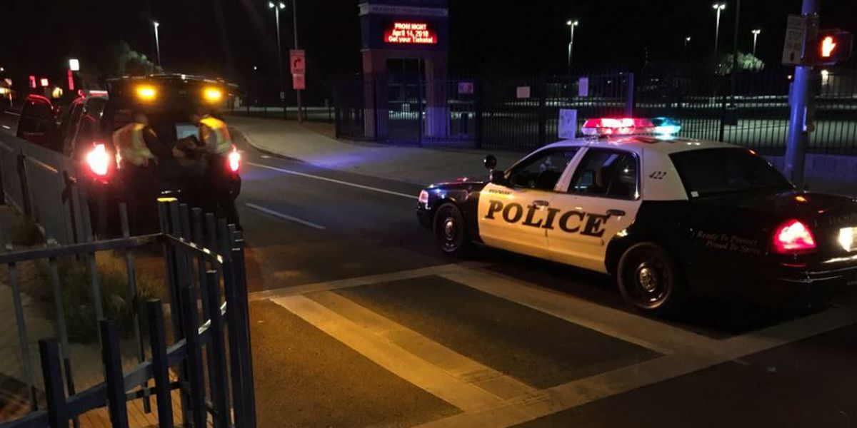Pedestrian struck by hit-and-run driver near Pueblo High