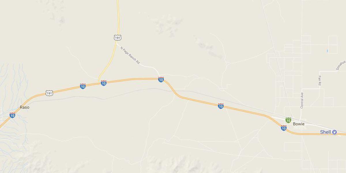 1 dead in Cochise County plane crash