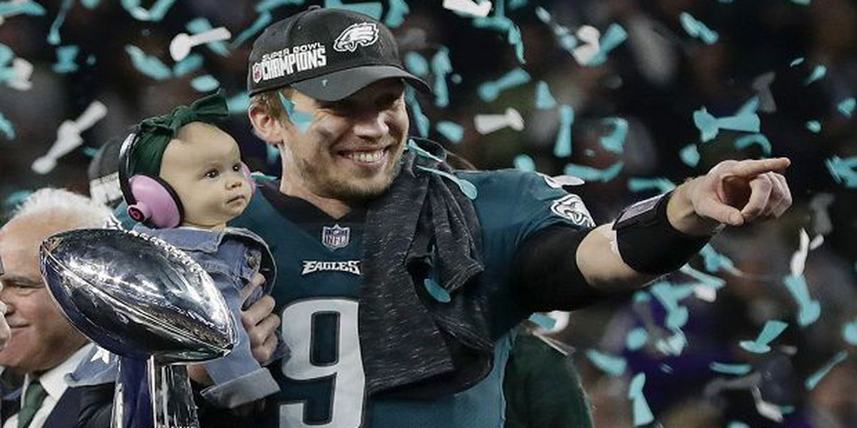 Nick Foles gets $88 million contract from Jaguars