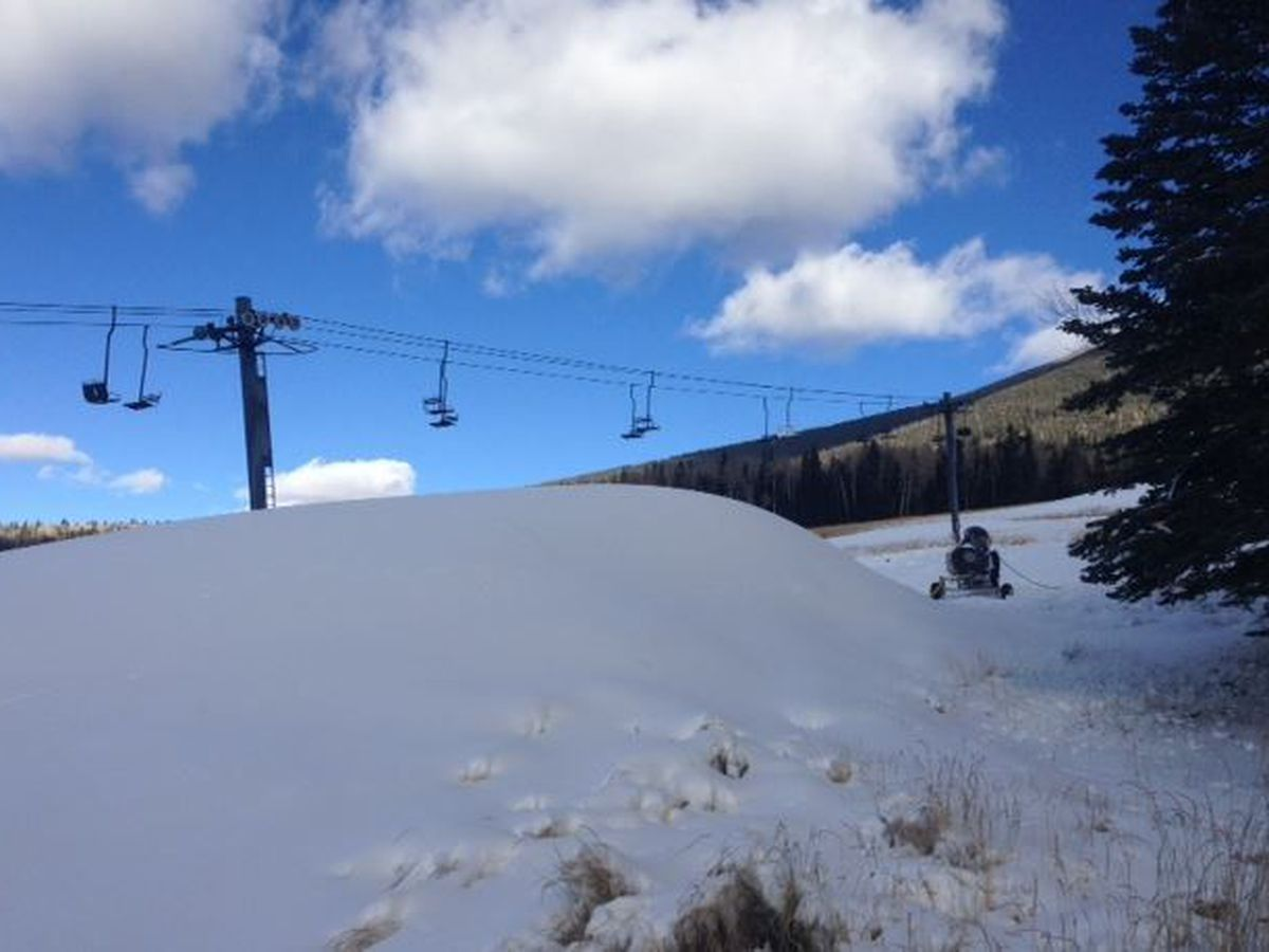 Arizona Snowbowl plans to open ski season in November with new COVID-19 health precautions