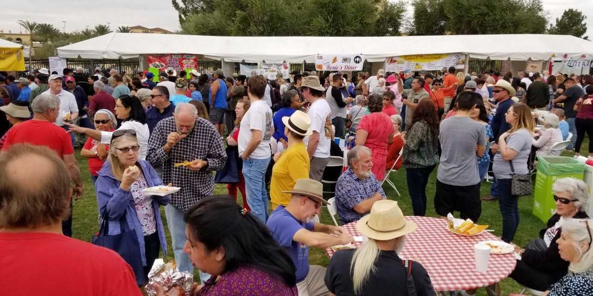 Thousands gather for 13th annual Tamal Festival in Tucson
