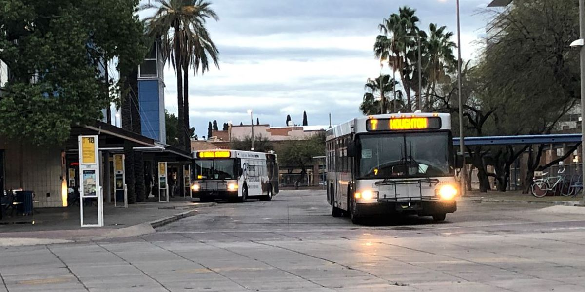 Sun Tran vehicles get daily disinfection because of coronavirus concerns