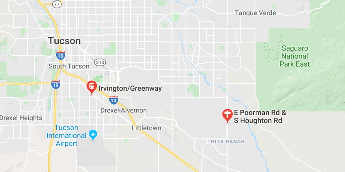 One deceased, another with serious life-threatening injuries after two separate pedestrian involved collisions occurred in Tucson this morning