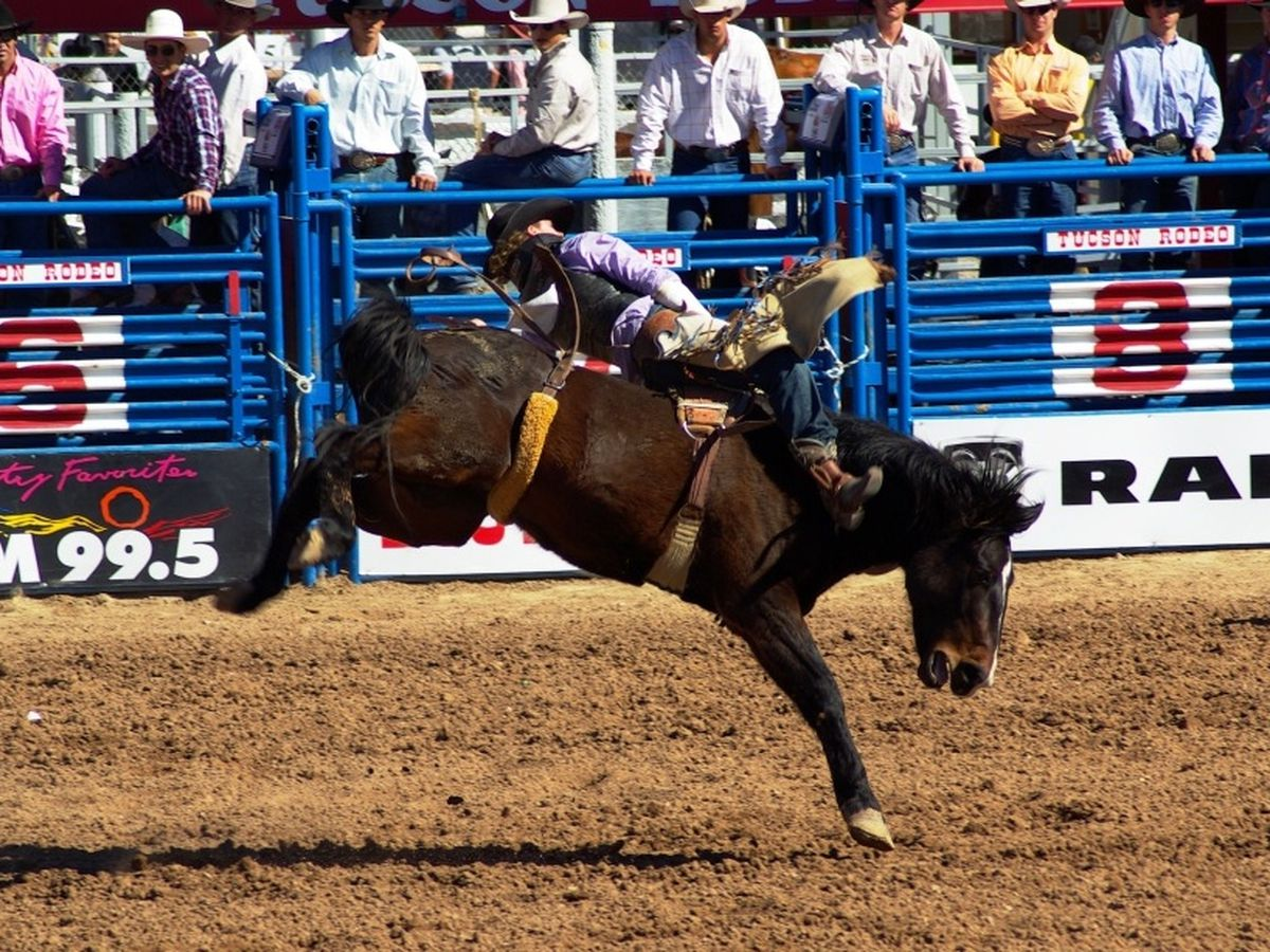 94th annual Tucson Rodeo schedule