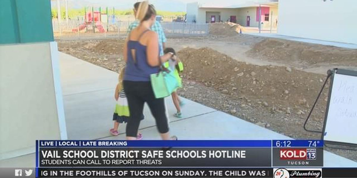 Hotline gives Vail students, parents anonymous way to report safety concerns
