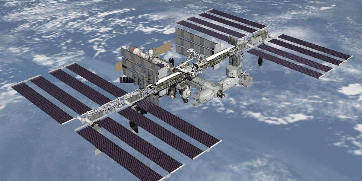 Building the International Space Station module-by-module, year-by-year