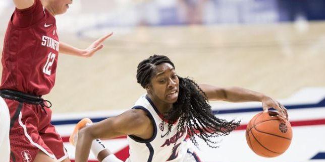 WOMEN: #6 Stanford sets UA straight
