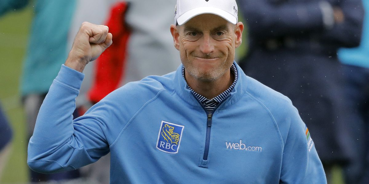 Furyk comes up one shot short