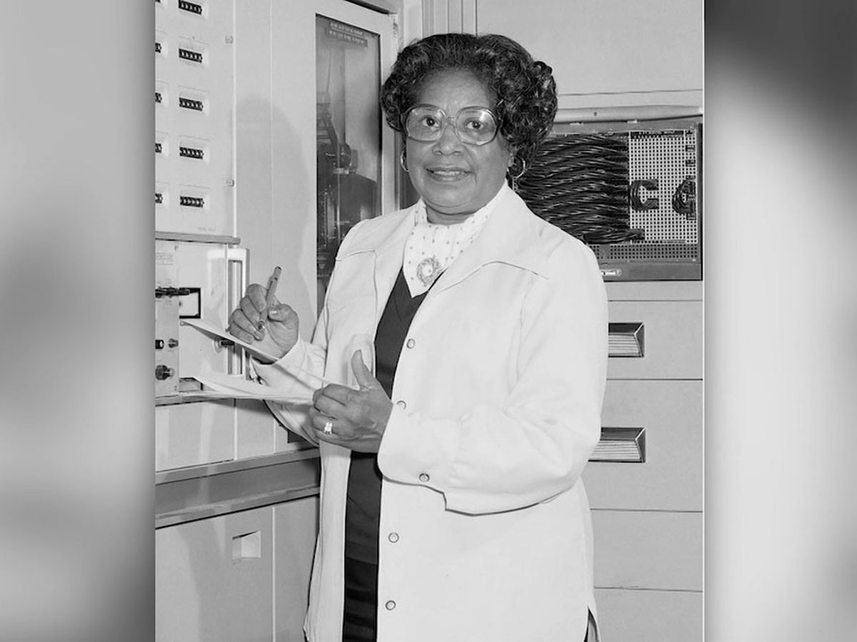 NASA renames HQ after pioneering engineer Mary Jackson