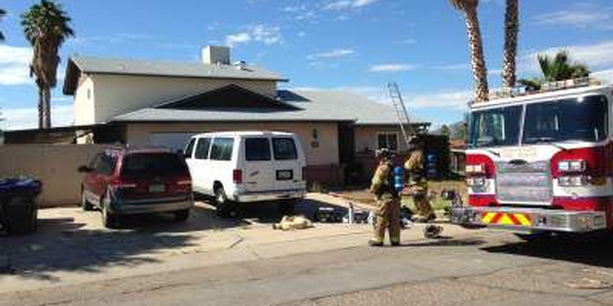 UPDATE: 12-year-old boy dies from critical burn injuries in house fire