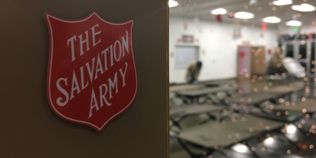 Salvation Army keeps doors open for Operation Deep Freeze as cold weather continues