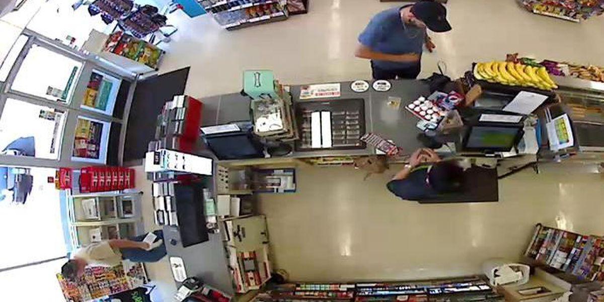 Authorities seek 2 credit-card fraud suspects