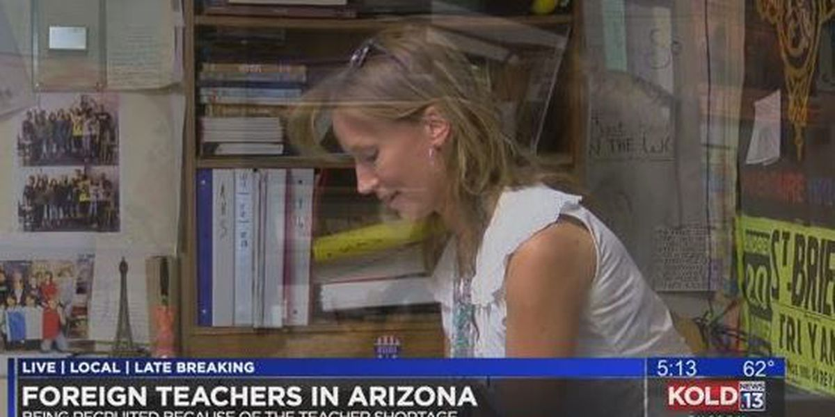 School districts searching for teachers across the world