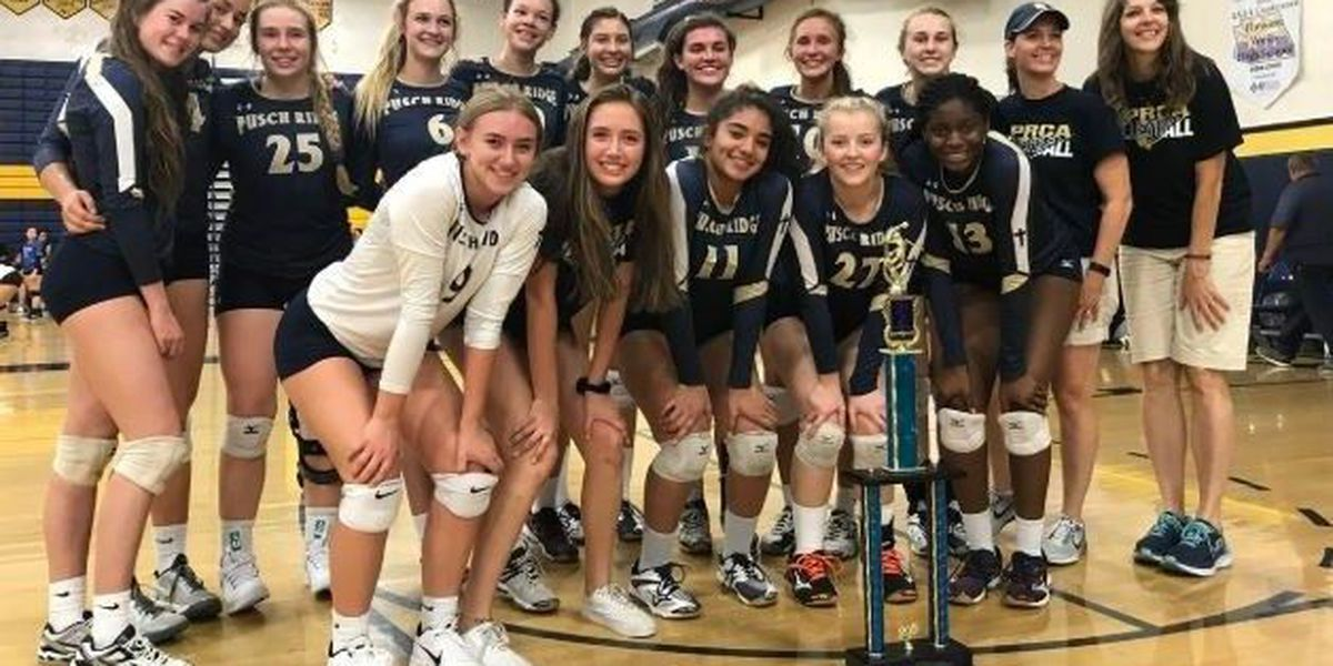 VB: Pusch Ridge sweeps to Flowing Wells title