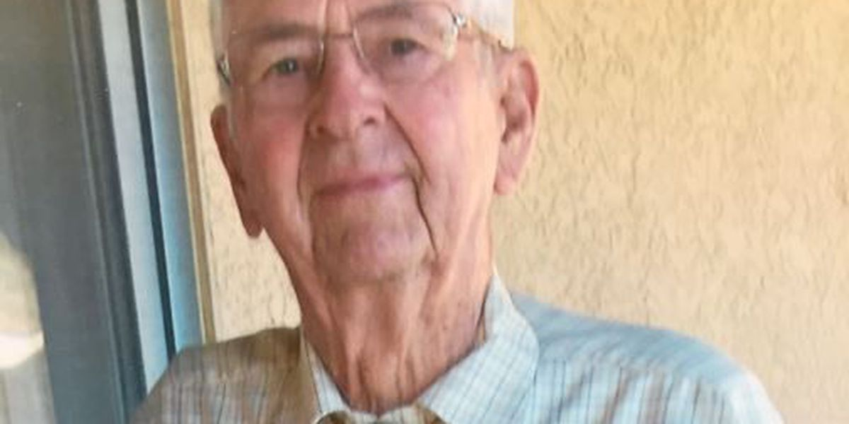 UPDATE: Elderly Tucson man found safe