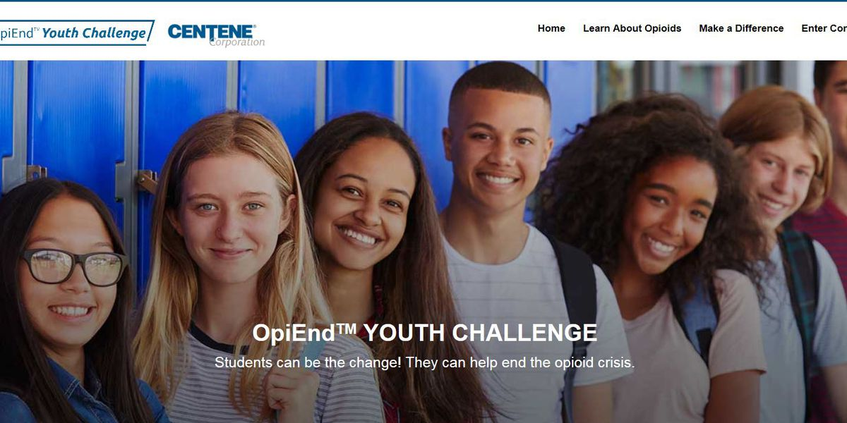 OpiEnd Youth Challenge poster contest open to AZ students