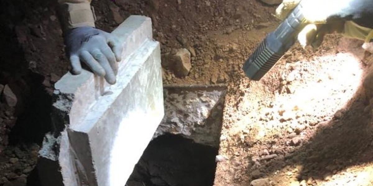 Illicit cross-border tunnel discovered in Nogales