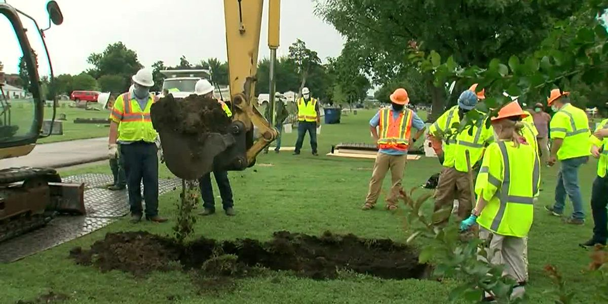 Excavations begin for Tulsa Race Massacre mass graves search