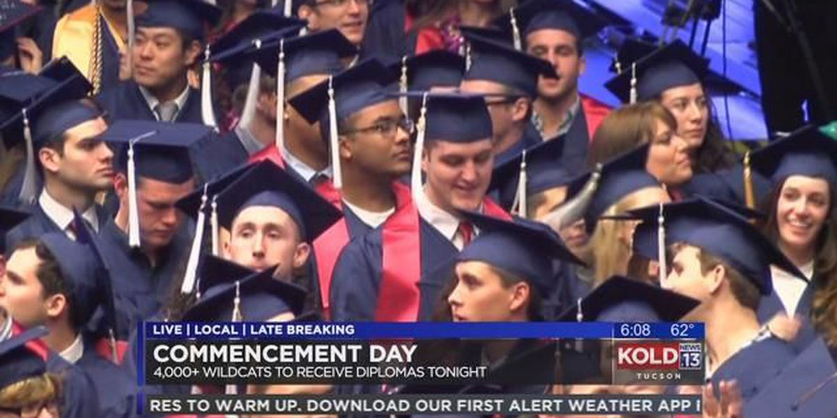 What to know before you head to UA graduation