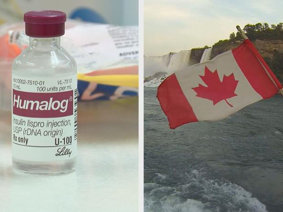 W.Va. group plans trip to Canada to buy cheaper insulin