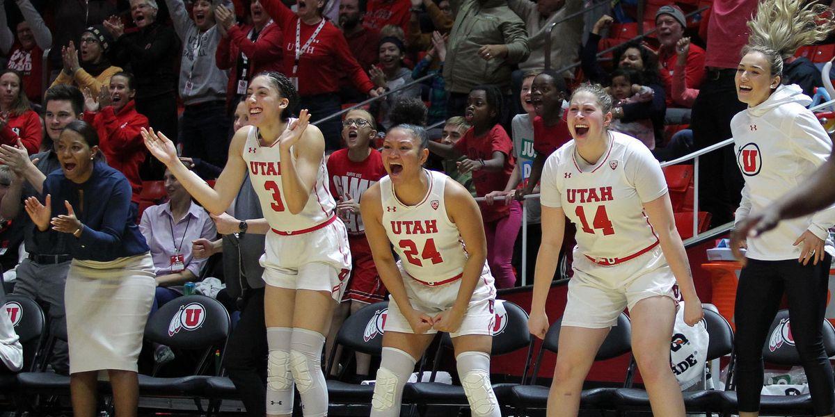 WOMEN: Utah ends Arizona's record streak