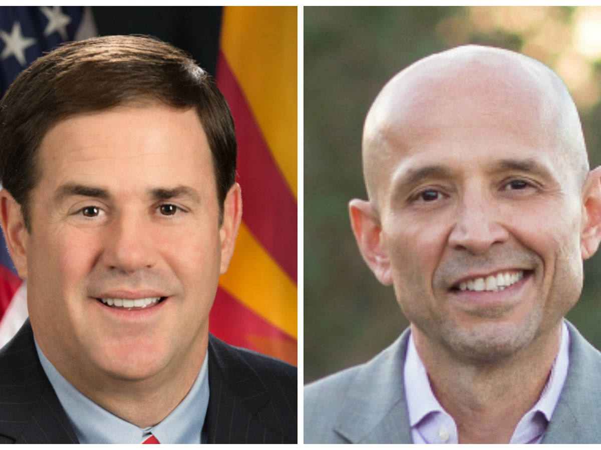 WATCH: Doug Ducey, David Garcia to debate in Tucson