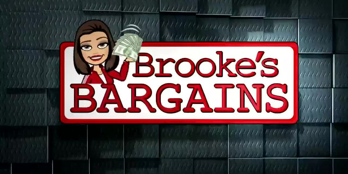 Brooke's Bargains Friday, Oct. 25, 2019