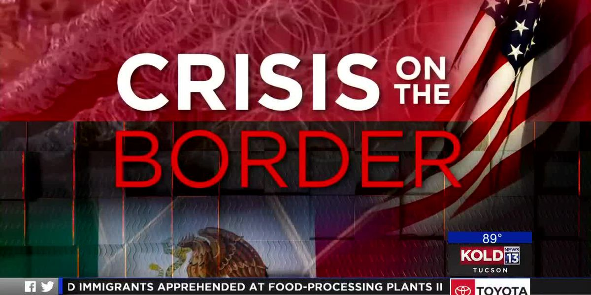 CRISIS ON THE BORDER: Kicanas speaks on immigration at the border