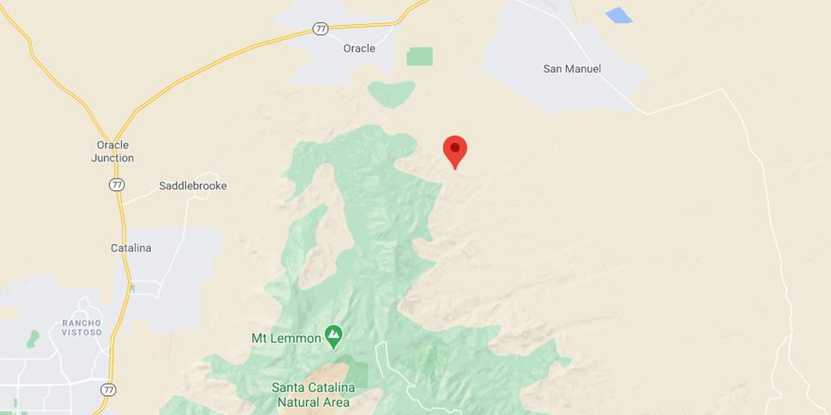 Pinal County authorities rescue injured hiker at Peppersauce Canyon Saturday