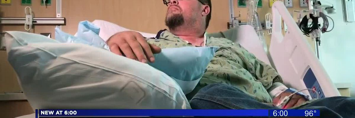 Tucson man recovering after getting bitten by rattlesnake