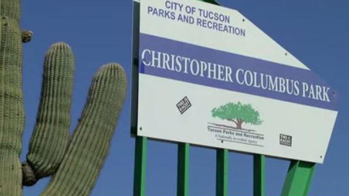 Tell Mel: Tattered flags replaced at Tucson park