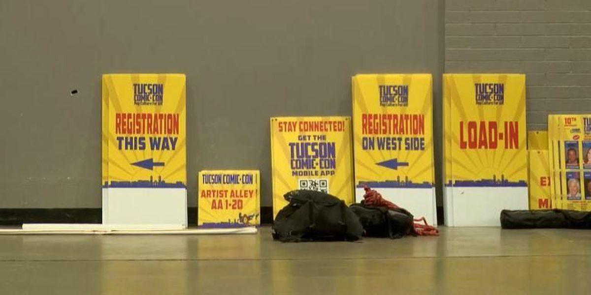 Más celebridades, expositores y mayor seguridad en Tucson Comic-Con