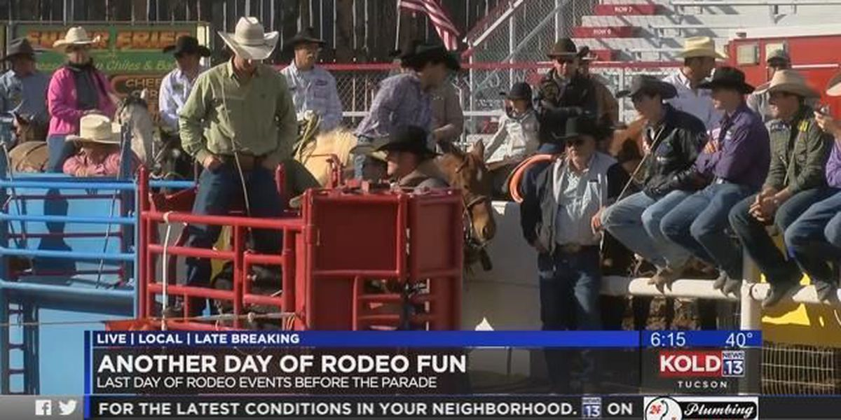 REACh program gives Tucson elementary students day of rodeo fun