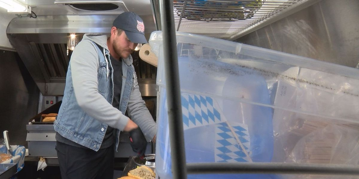 Food truck owners hope to help community access food despite isolation