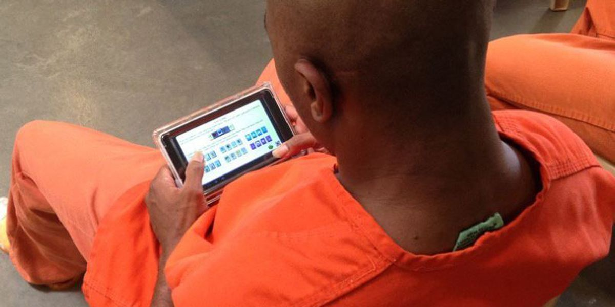 Pima County Jail inmates getting personal tablets