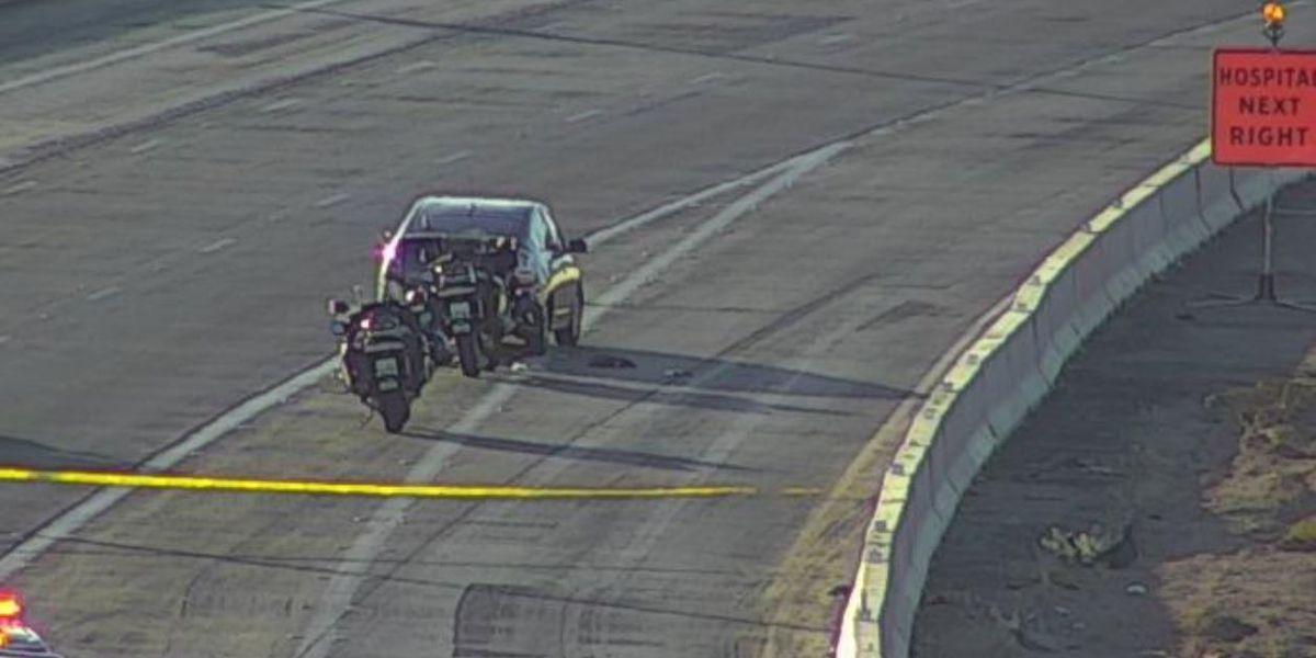 DPS trooper shoots and kills suspect in north Phoenix