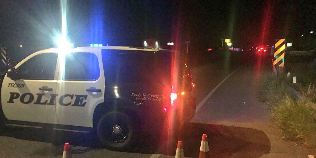 Crash involving a pedestrian closes Country Club near Irvington