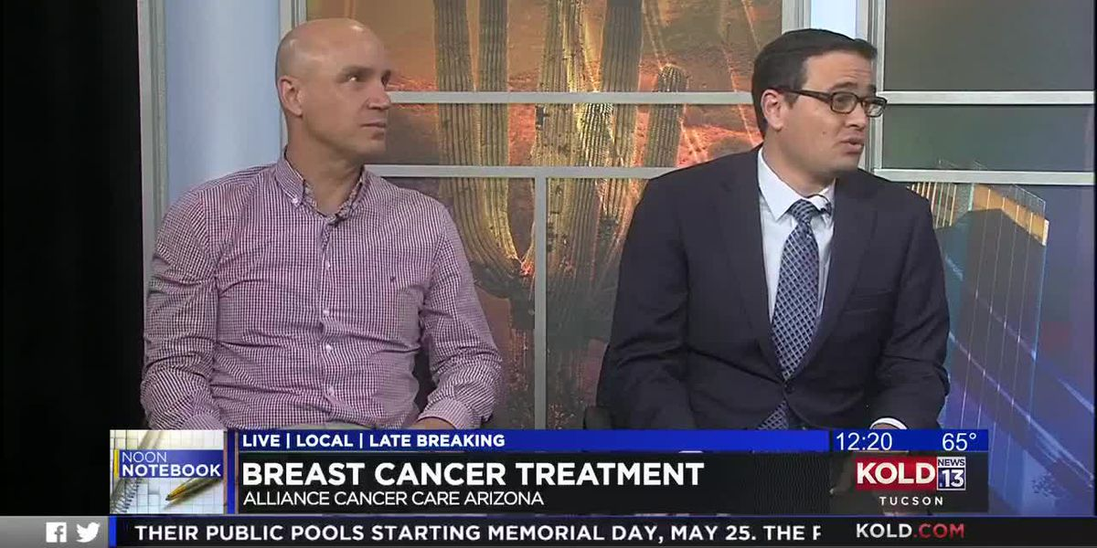 KOLD Noon Notebook Monday, May 20: Alliance Oncology