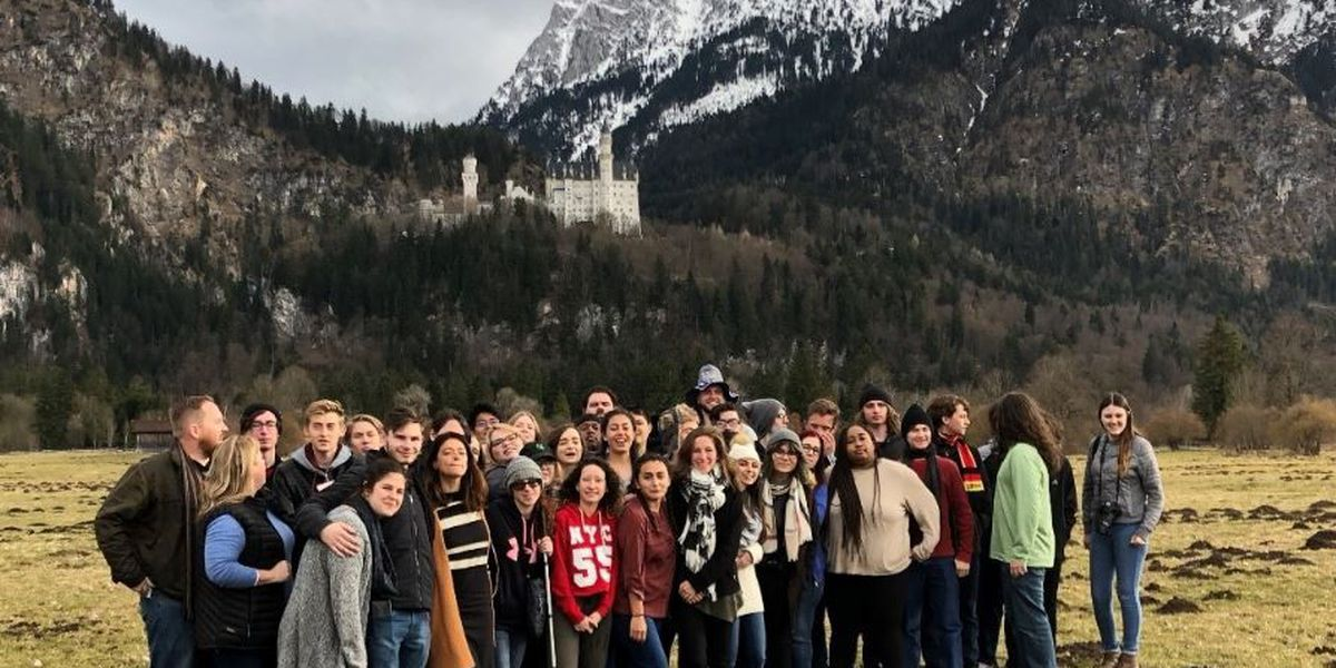 See the world with Combs High School Travel club