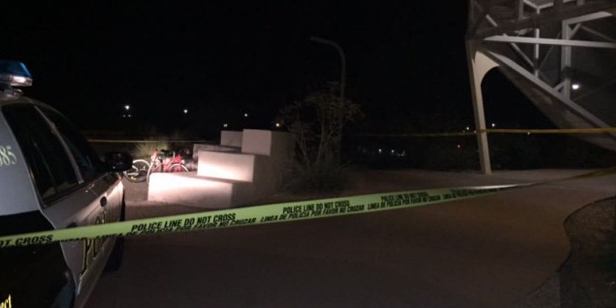 Tucson police working homicide in midtown