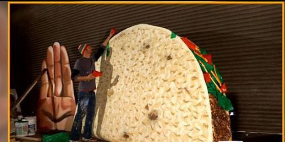 NYE: Watch first-ever Tucson Taco Drop