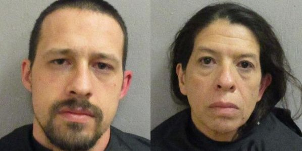 CCSO: Man and mother arrested for stolen checks scheme